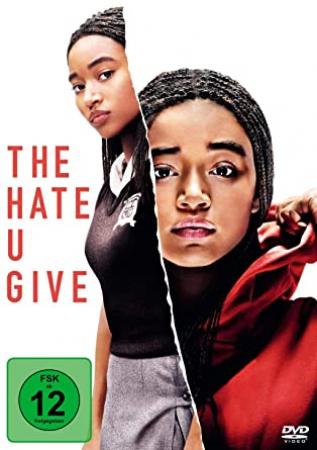 The hate u give /un film di George Tillmans JR.; basato sull'opera di Angie Thomas ;